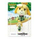 amiibo しずえ 夏服 どうぶつの森シリーズ 【Wii U】【本体】【新品】