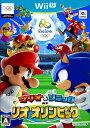 【中古】 マリオ&ソニック AT リオオリンピック WiiU WUP-P-ABJJ / 中古 ゲーム