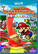 ペーパーマリオ カラースプラッシュ 【Wii U】【ソフト】【中古】【中古ゲーム】