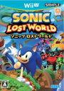 ソニック ロストワールド Wii U 【Wii U】【ソフト】【中古】【中古ゲーム】