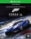 Forza Motorsport 6 【Xbox One】【ソフト】【中古】【中古ゲーム】