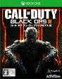 【新品】【ゲーム】【Xbox Oneソフト】コール オブ デューティ ブラックオプスIII