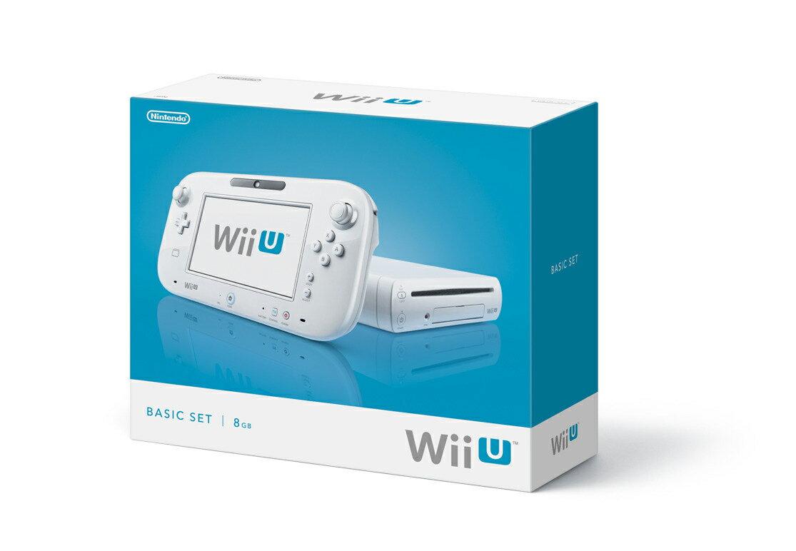 中古WiiU本体ベーシックセットWUP-S-WAAA/中古ゲーム