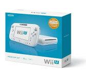 【中古】【WiiU 本体】Wii U PREMIUM SET[shiro] (Wii Uプレミアムセット(32GB) shiro)【中古ゲーム】