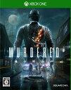 MURDERED (マーダード) 魂の呼ぶ声 XBox One JES1-00380 / ゲーム