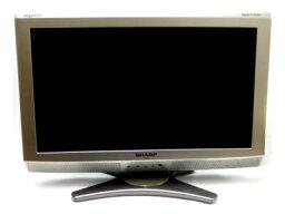 【中古】SHARP AQUOS シャープアクオス 液晶テレビ 20インチ LC-20E6【沖縄・離島以外 送料無料】