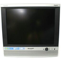 【中古】シャープ アクオス 13V型 ハイビジョン 液晶テレビ AQUOS LC-13SX7A グレー 13インチ 【リモコンなし】【沖縄・離島以外 送料無料】