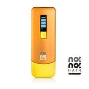 【新品】 ヤーマン サーコミン式脱毛器 no! no!  HAIR SLIM〔ノーノーヘア スリム〕 STA-132-D オレンジ よい