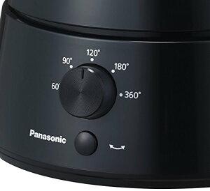 【新品】 パナソニック サーキュレーター/扇風機 創風機Q専用 首振りスタンド ブラック F-ZM25T