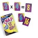 【新品】 Learning Resources Snap It Up! Multiplication Card Game 【知育玩具 学習ゲーム】算数ゲーム 計算カードゲーム(掛け算) 正規品