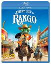 【新品】 ランゴ おしゃべりカメレオンの不思議な冒険 ブルーレイ+DVDセット [Blu-ray]
