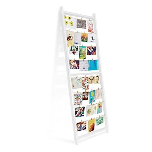 【新品】 umbra 立て掛け専用フォトクリップ STANDIT PHOTO オンライン DISPLAY(スタンディット フォトディスプレイ) ホワイト:ドリエムコーポレーション