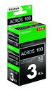 【新品】 FUJIFILM 黒白ネガフイルム ネオパン 100 ACROS 35mm 36枚 3本 135 ACROS100 NP 36EX 3SB