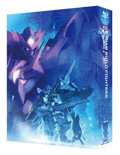 【新品】 ガンダムビルドファイターズ Blu-ray Box 2 (ハイグレード版) (最終巻) (初回限定生産)