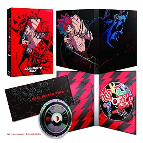 【新品】 幕末Rock第1巻(初回限定版)(雷舞イベント(昼の部)優先販売申込券・特製CD同梱) [DVD]