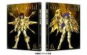 【新品】 聖闘士星矢 黄金魂 -soul of gold- 6 [DVD]