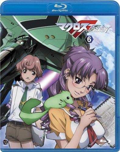 【新品】 マクロスF(フロンティア) 6 [Blu-ray]
