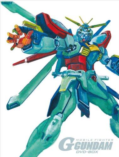 【新品】 G-SELECTION 機動武闘伝Gガンダム DVD-BOX 【初回限定生産商品】
