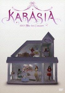 【新品】 KARA 1st JAPAN TOUR KARASIA(初回限定盤) [DVD]