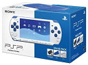 【中古】PSP「プレイステーション・ポータブル」バリューパック ホワイト/ブルー(PSPJ-30018)【メーカー生産終了】