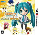 【中古】初音ミク and Future Stars Project mirai (通常版) - 3DS