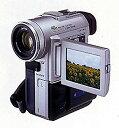 【中古】SONY DCR-PC100 デジタルビデオカメラレコーダー miniDVテープ ソニー ハンディカム
