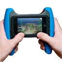 【中古】トリニティ GameGrip for iPhone 3G/iPod touch 2nd MW-GGIP-BKBL