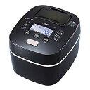 【中古】タイガー 炊飯器 土鍋圧力IH 「炊きたて」 5.5合 ブラック JKX-G100-K