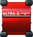 【中古】べリンガー ダイレクトボックス ギター用 キャビネットシミュレーター ULTRA-G GI100