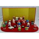 【中古】ハローキティ 段飾り 雛人形