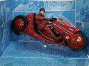 【中古】AKIRA KANEDA ON MOTORCYCLE PVC製塗装済み完成品