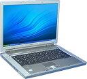 【中古】リサイクルPC Gテック中古ノートパソコン NEC VersaPro VY20A/ED-4 Core2Duo-2Ghz 1GB 40GB 15.4インチワイド液晶 無線LAN DVDROM(P34Wi)XPPro K