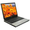 【中古】NEC 中古ノートパソコン VY16A Core2Duo 1.66GHz RAM1024MB HDD40GB DVD-ROMドライブ 15型液晶 WinXP