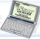 【中古】SEIKO IC DICTIONARY 電子辞書 SII SR-T5020 (12コンテンツ 第2外国語モデル フランス語 こだわり英語)