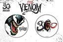 【中古】VENOM/ヴェノム/缶バッジセット IBA92