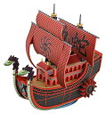 【中古】ワンピース 偉大なる船(グランドシップ)コレクション 九蛇海賊船 (From TV animation ONE PIECE)