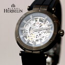 メンズ MICHEL HERBELIN NEWPORT AUTOMATIC SKELETON ニュー...