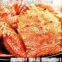 【毛蟹 最高級】北海道産 雄武【大型】毛ガニ 480g×1尾.【活蟹をボイル】急速冷凍、職人の絶妙な...