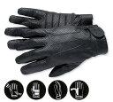 【純正品】HARLEY-DAVIDSON◆ハーレーダビッドソン・Perforated Full-Finger Gloves ・フルフィンガー・パンチングレザーグローブ:98164-98VM