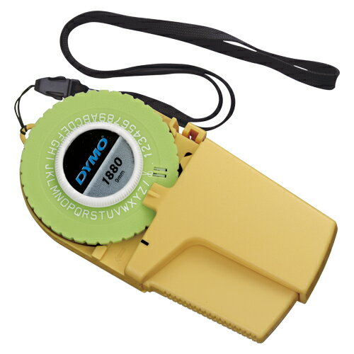 ダイモ ダイモテープライター ダイモDM1880(9mm幅テープ用)