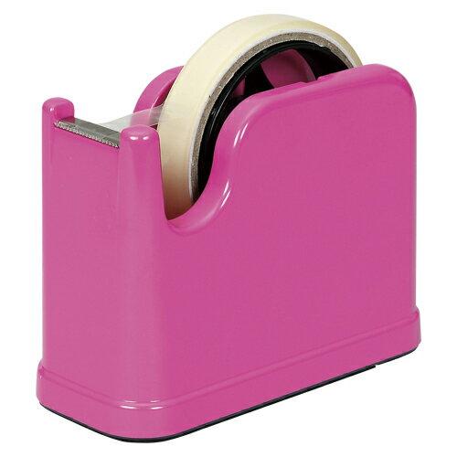 ナカバヤシ テープカッター NTC-201(ピンク)の商品画像