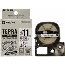 キングジム 「テプラ」PROテープカートリッジ 熱収縮チューブ 径11mm(白チューブ/黒字)