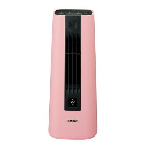 代引不可 シャープ セラミックファンヒーター HX−ES1−P ピンク