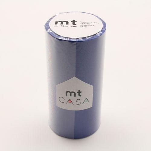 カモ井加工紙 mt CASA 100mm 瑠璃(るり) マステ マスキングテープ
