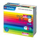 三菱化学メディア PC DATA用 DVD+R DL〈2層式〉2.4−8倍速対応