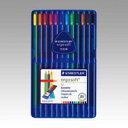 ステッドラー ステッドラーエルゴソフト色鉛筆 仕様:12色/ケース入