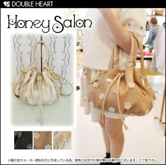 Honey Salon bag フラワーガーデンショルダー ladies bags bag shoulder tote bag fs3gm