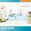 BEACH 5BOX 小物ケース 小物入れ ハワイアン雑貨 ハワイアン インテリア 雑貨 ハワイ おしゃれ 安い 文字 アルファベット サーフ ビーチ 海 マリン 部屋 room プレゼント ギフト