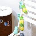 【SALE】3パイナップルハンガー ハンガー ハワイアン雑貨 ハワイアン インテリア 雑貨 ハワイ 安い おしゃれ サーフ パイナップル 部屋 room プレゼント ギフト おうち時間