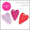 ハニーミーハニー HONEY MI HONEY heart glitters iPhone6/6S case iPhoneケース iPhone6 6S かわいい ブランド ハート アイフォン ケース カバー 携帯ケース スマホケース 16S-AC-07